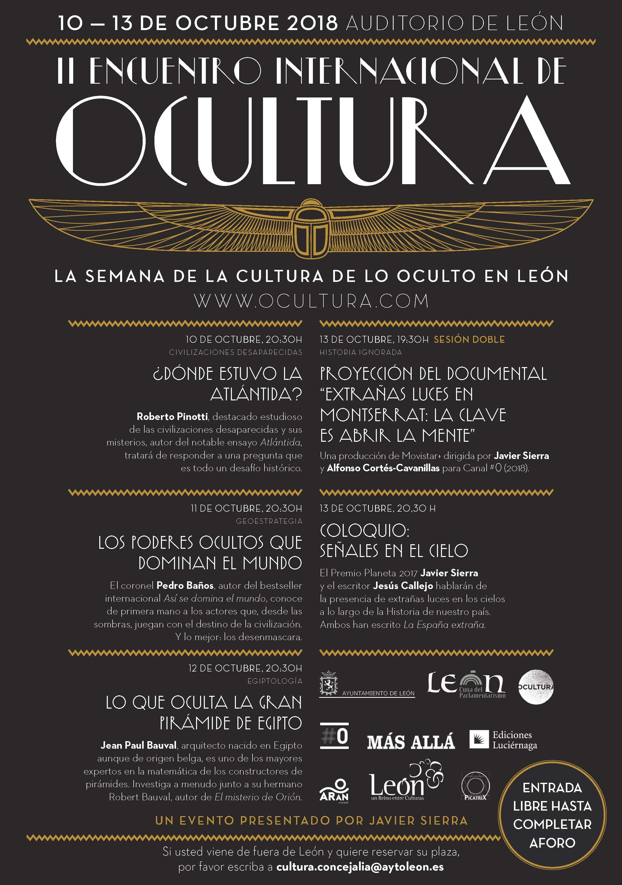 II Encuentro Internacional de Ocultura