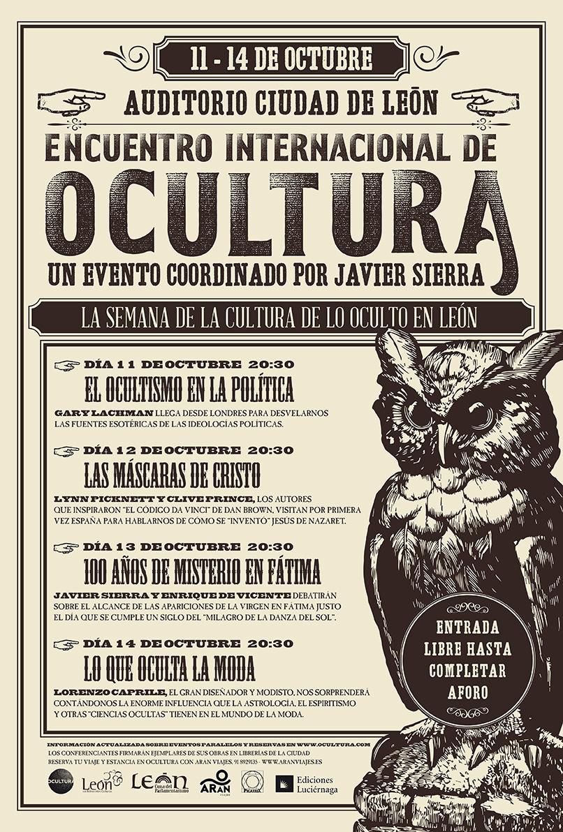 I Encuentro Internacional de Ocultura 2017