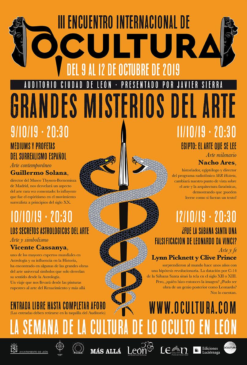 III Encuentro Internacional de Ocultura 2019