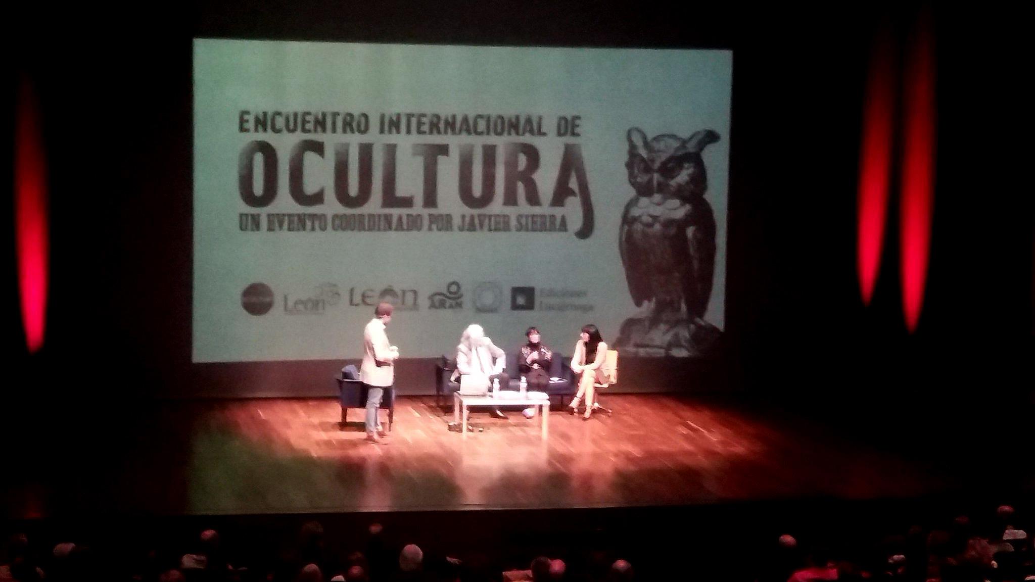 I Congreso Internacional de Ocultura